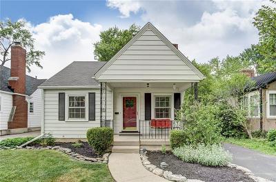 Oakwood Single Family Home For Sale: 339 Claranna Avenue