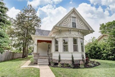 Troy Single Family Home For Sale: 218 Grant Street