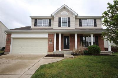 Dayton Single Family Home For Sale: 6970 Belleglade Drive