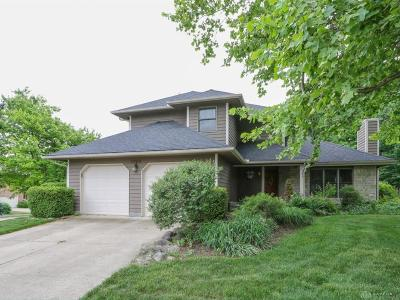 Vandalia Single Family Home Active/Pending: 1070 Brindlestone Drive