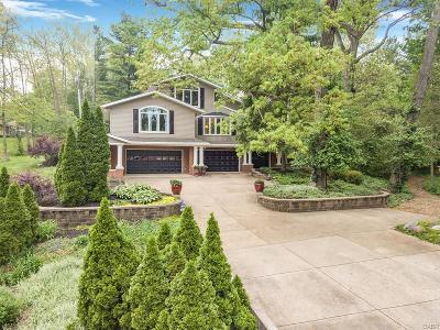 New Carlisle Single Family Home For Sale: 5510 Scarff Road