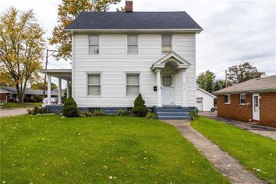 Xenia Single Family Home For Sale: 878 Detroit Street