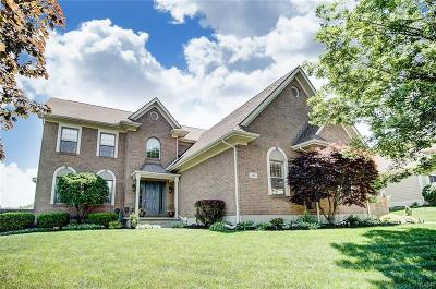 Miamisburg Single Family Home For Sale: 380 Graystone Court