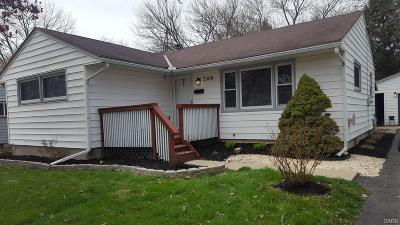 Dayton Single Family Home For Sale: 3509 Annabelle Drive