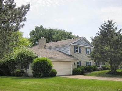 Tipp City Single Family Home Active/Pending: 6625 Curtwood Drive