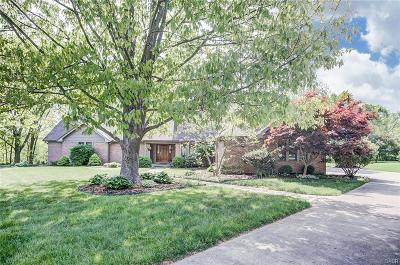 Bellbrook Single Family Home For Sale: 2815 Upper Bellbrook Road