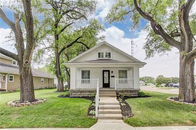 Troy Single Family Home For Sale: 616 Michigan Avenue