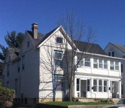 Springfield Multi Family Home For Sale: 314 N Shaffer