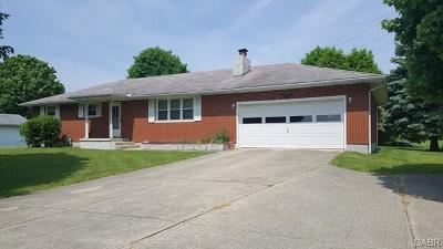 Springfield Single Family Home For Sale: 3800 Rebert Pike