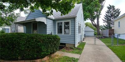 Dayton Single Family Home For Sale: 1704 Fauver Avenue