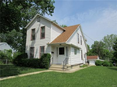 Dayton Single Family Home For Sale: 21 Homeview Drive