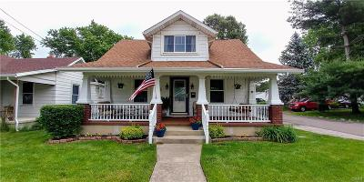 Dayton Single Family Home For Sale: 228 Elm Street
