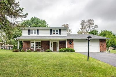 Beavercreek Single Family Home Active/Pending: 4172 Pennywood Drive