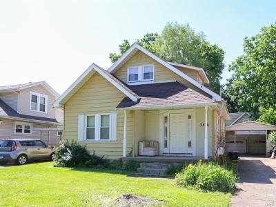 Middletown Single Family Home For Sale: 2436 Wilbraham Road