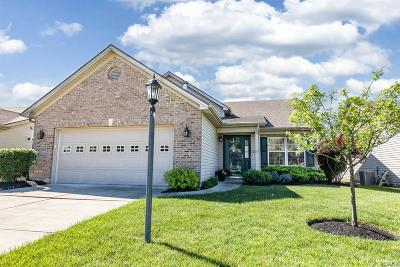 Miamisburg Single Family Home Active/Pending: 9157 Rolling Greens Trail