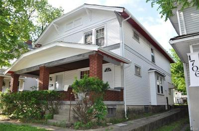 Dayton OH Multi Family Home For Sale: $69,900