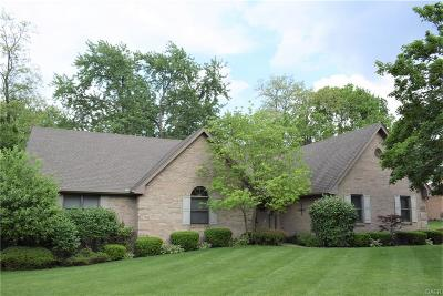 Centerville Single Family Home For Sale: 8006 Forest Lawn Court