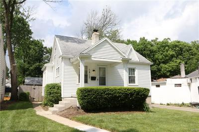 Kettering Single Family Home For Sale: 1517 Oakland Avenue