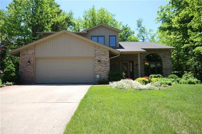 Vandalia Single Family Home For Sale: 250 Timberwind Lane