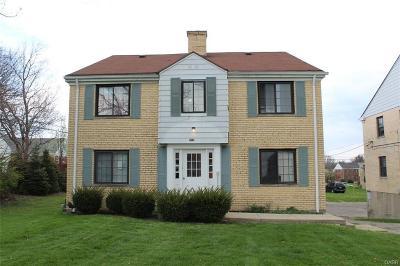 Dayton Multi Family Home For Sale: 515 Aberdeen Avenue