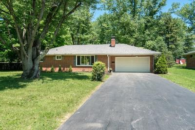 Bellbrook Single Family Home Active/Pending: 4188 Maxwell Drive