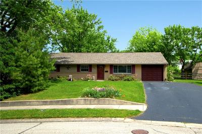 Dayton OH Single Family Home For Sale: $144,900