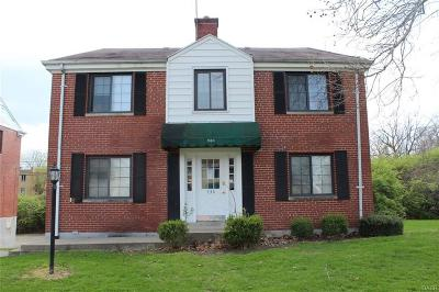 Dayton Multi Family Home For Sale: 538 Corona Avenue