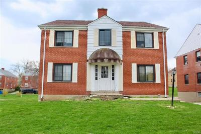 Dayton Multi Family Home For Sale: 544 Forrer Boulevard