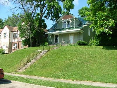 Dayton OH Single Family Home For Sale: $12,900