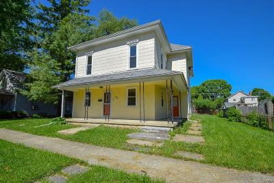 Troy Single Family Home For Sale: 216 Short Street