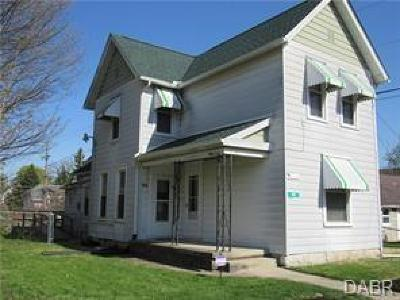 Springfield OH Single Family Home For Sale: $47,900