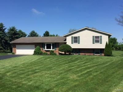 Jamestown Single Family Home Active/Pending: 616 Black Foot Trail