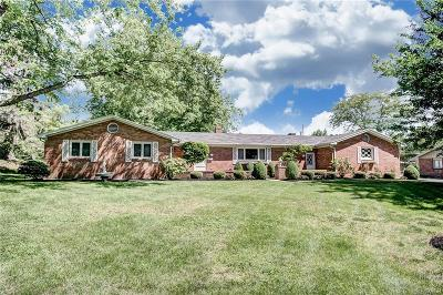 Kettering Single Family Home For Sale: 1133 Big Hill Road