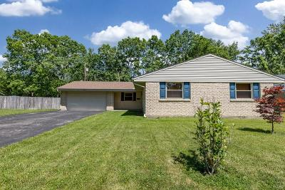 Dayton OH Single Family Home For Sale: $164,900