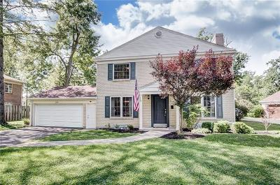 Kettering Single Family Home Active/Pending: 396 Avon Way