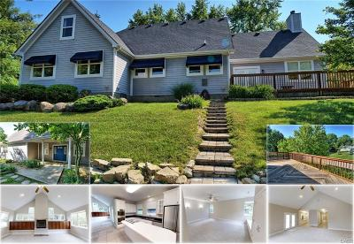 Yellow Springs Single Family Home For Sale: 301 Stewart Drive