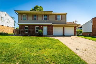 Middletown Single Family Home For Sale: 4911 Holly Avenue