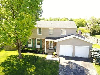 Dayton OH Single Family Home For Sale: $150,000