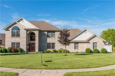 West Milton Single Family Home For Sale: 96 Black Oak Drive