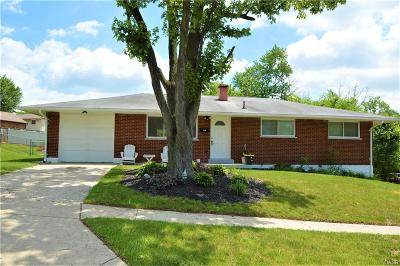 Miamisburg Single Family Home Active/Pending: 714 12th Street