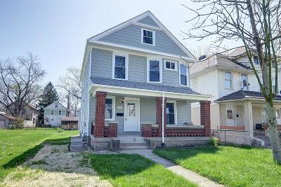Dayton OH Single Family Home For Sale: $114,500