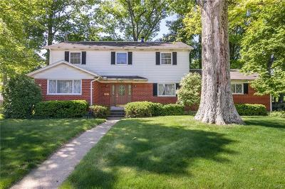 Single Family Home Sold: 318 Winterset Drive