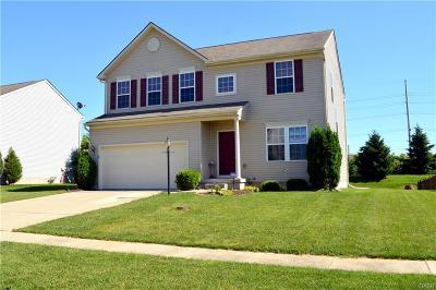 Xenia Single Family Home For Sale: 1859 Spring Ridge Court