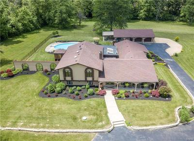 Xenia Single Family Home For Sale: 2072 Erickman Lane