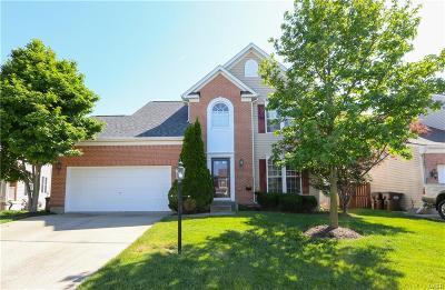 Miamisburg Single Family Home For Sale: 2671 Rockcastle Court