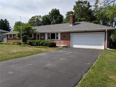 Enon Single Family Home Active/Pending: 55 Green Valley Drive