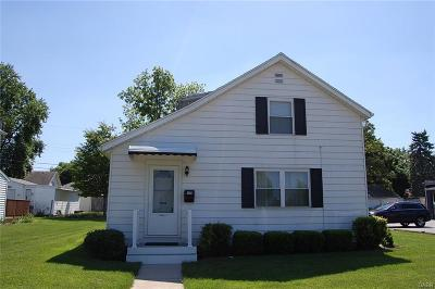 Troy Single Family Home Active/Pending: 405 Indiana Avenue