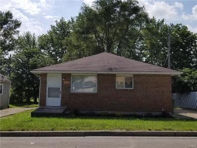 Fairborn Single Family Home For Sale: 1731 Miami Avenue
