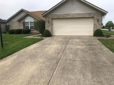 Englewood Single Family Home For Sale: 421 Applegate Road