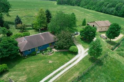 Cedarville Single Family Home Active/Pending: 3677 James Barber Road
